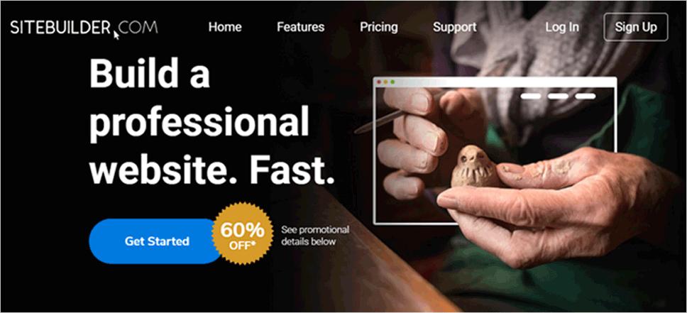 SiteBuilder Website Builder