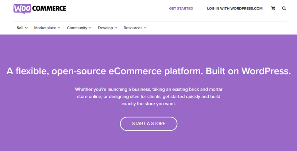 WooCommerce Most Popular eCommerce Platform