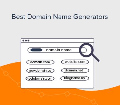 Domain Name Generators to Find Good Site Name