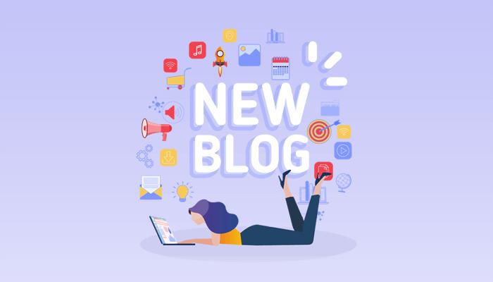 New Blog Ideas