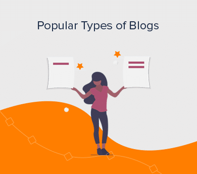 Popular Types of Blogs - Choose One for Your New Blog