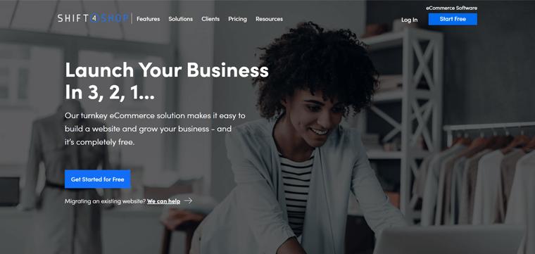 Shift4Shop Online Store Building Platform
