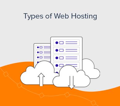 Web Hosting Types