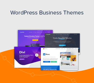 Best Business WordPress Themes Featured