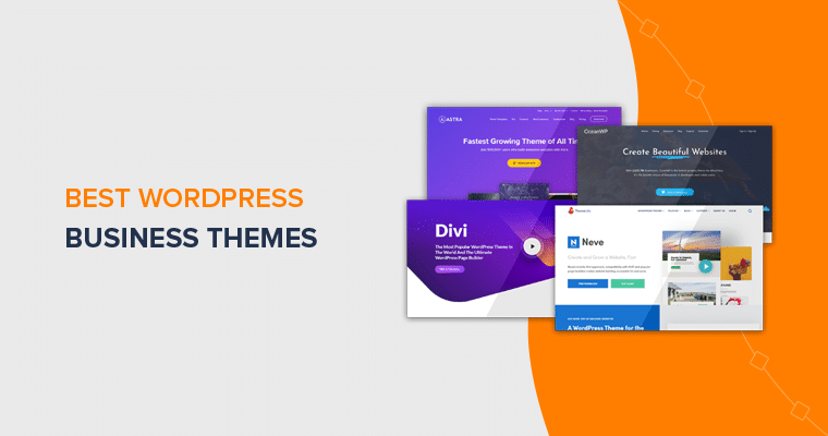 Best Business WordPress Theme for Your Business