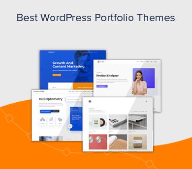 Best Portfolio Themes for WordPress