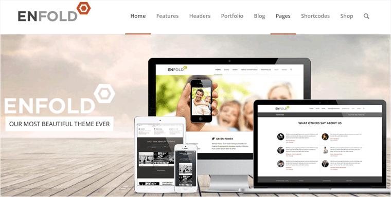 Enfold Premium WordPress Template