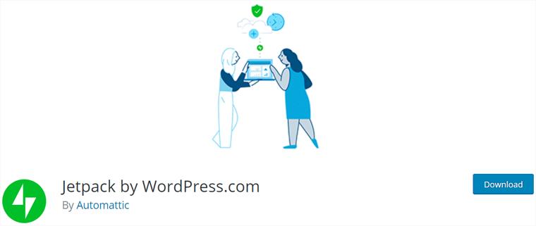 Jetpack Free WordPress Security and Performance Plugin