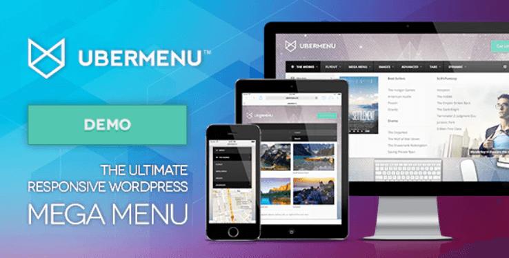 UberMenu Premium WordPress Menu Plugin