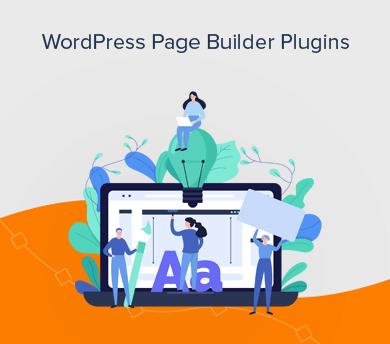 WordPress Page Builder Plugins