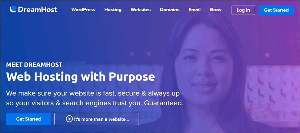 Best Web Hosting Companies Dreamhost