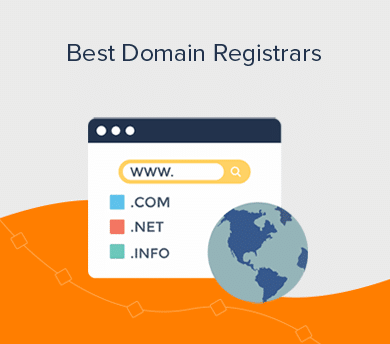Best Domain Registrars to Get a Domain for Your Site