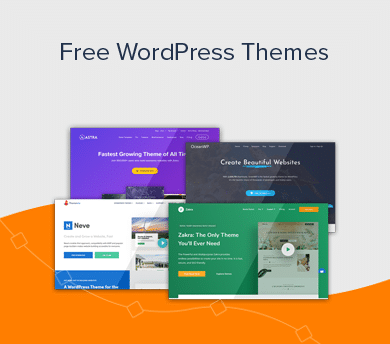 Free WordPress Themes for Great Website Design