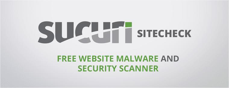 Sucuri SiteChecker Website Security