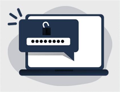 Usage of Weak Password