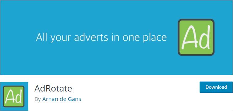 AdRotate WordPress Plugin