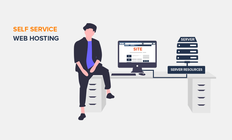 Self service Web Hosting