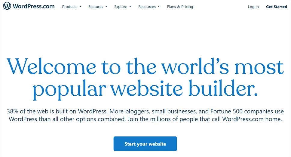 WordPress.com Blogging Platform - WordPress.com vs Blogger