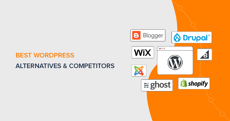 Best WordPress Alternatives and Competitors