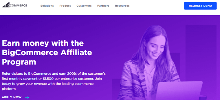 Affiliate Program of BigCommerce