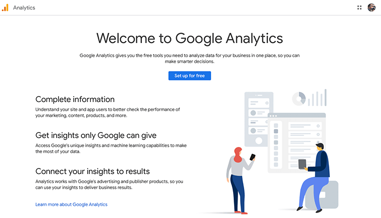 Google Analytics WordPress SEO Plugin and Tool