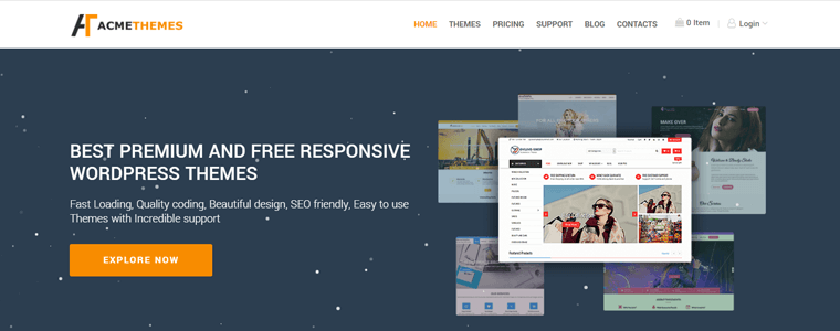 Acme Themes WordPress