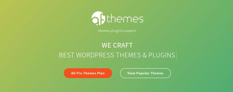 AF Themes WordPress Theme Company