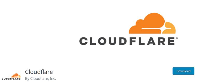 Cloudflare on WordPress.org