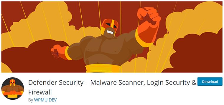 Defender Security on WordPress.org