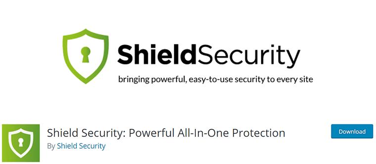 Shield Security on WordPress.org