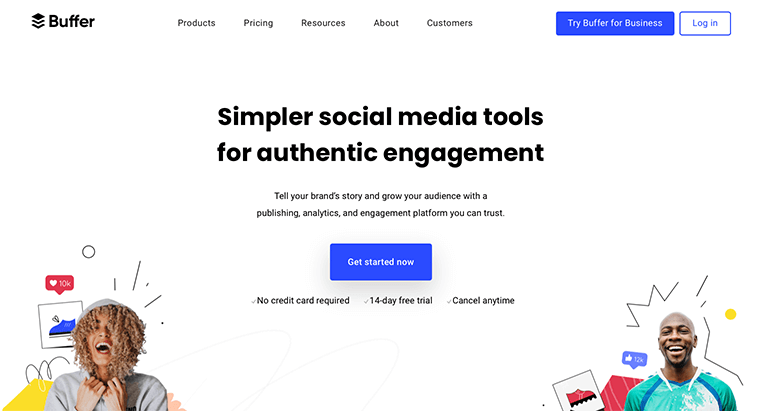Buffer - Social Media Marketing Tool