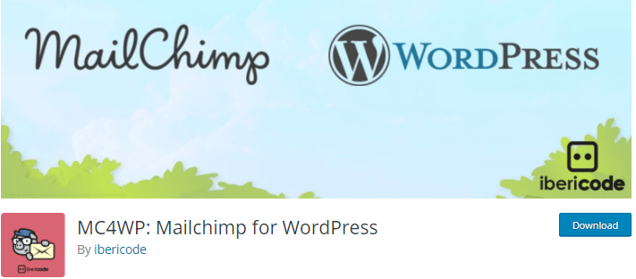 Mailchimp for WordPress.