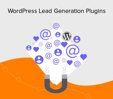 Lead Generation Plugins for WordPress