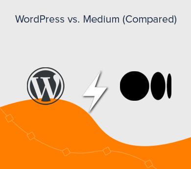 Medium vs WordPress Full Comparison
