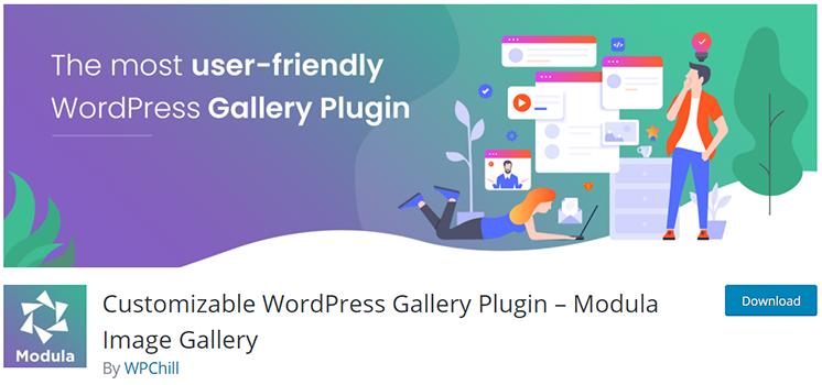 Modula Image Gallery WordPress Gallery Plugin