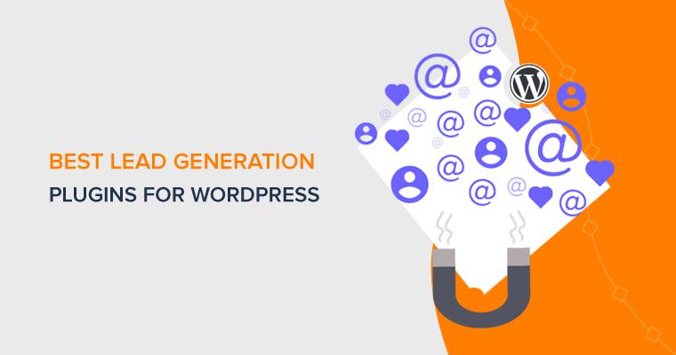 Best WordPress Lead Generation Plugins