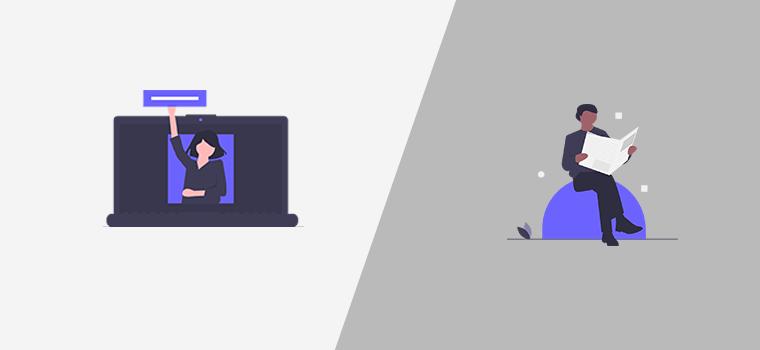 Digital Marketing vs Traditional Marketing, the different marketing strategies
