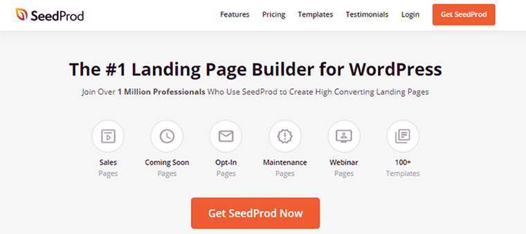 Page Builder Plugin SeedProd