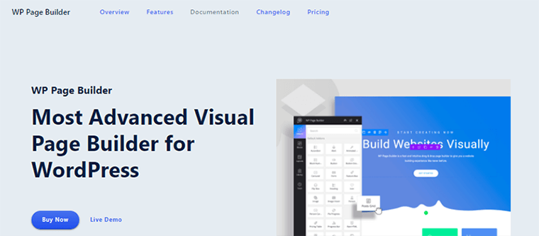 Page Builder Plugin WP Page Builder