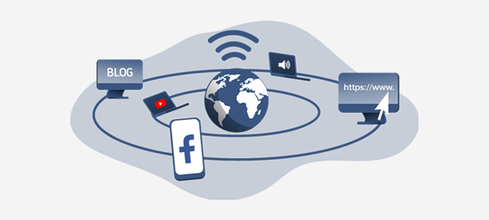 Global Reach via Digital Marketing
