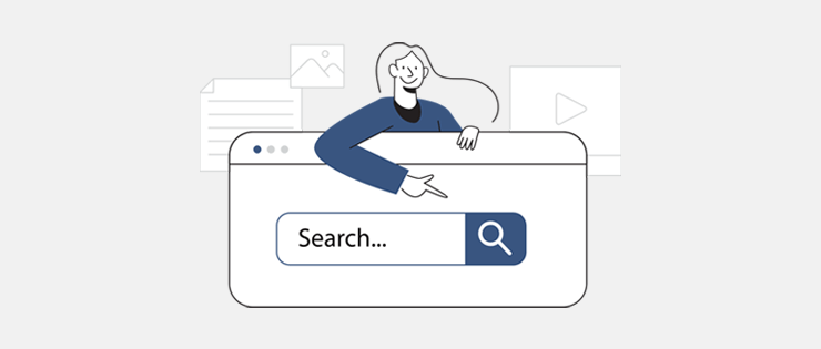 Using Search Engine to Research Products