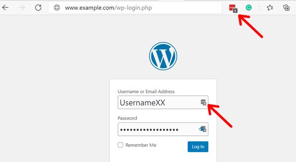 Using LastPass to Save Your WordPress Login Details