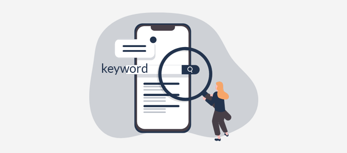 Search Keywords Relevant to Your Business