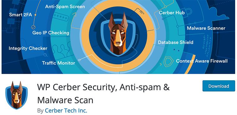 WP Cerber Security