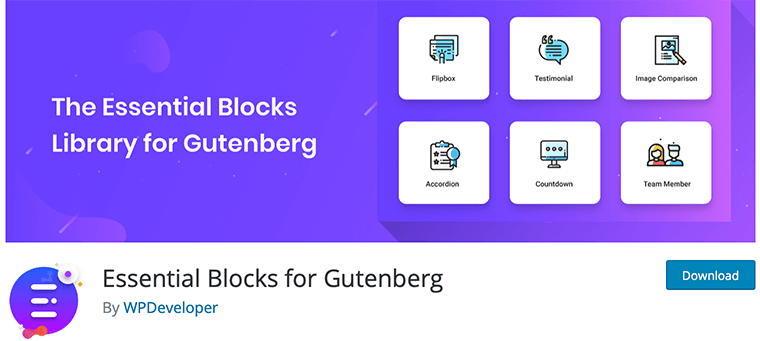 Essential Blocks