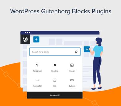 Gutenberg Blocks WordPress Plugins