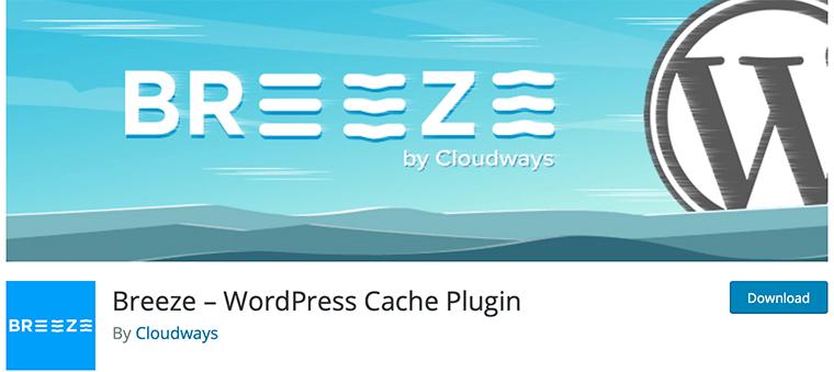 Breeze WordPress Cache Plugin