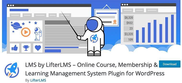 Lifter LMS - Free WordPress Membership Plugin