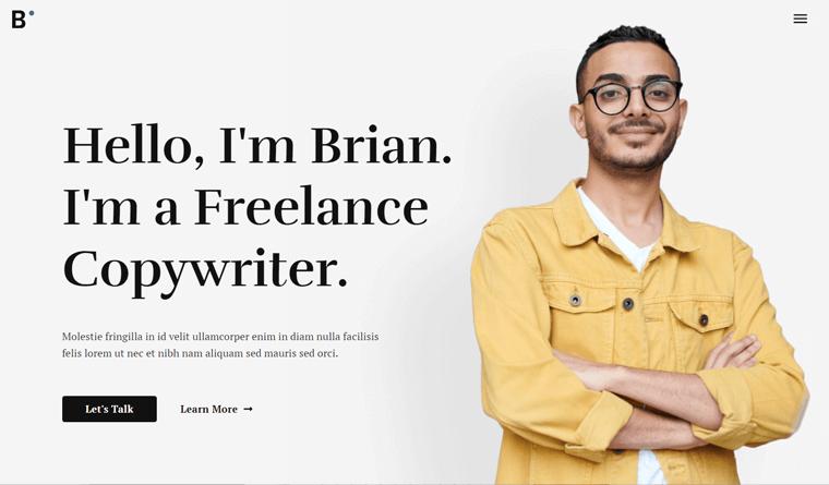 Astra For Freelance Copywriter