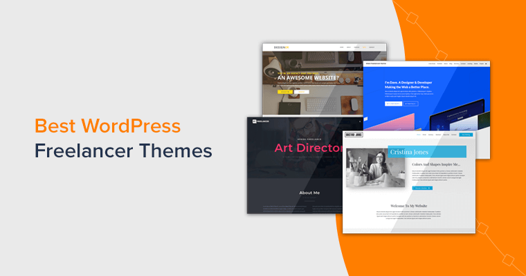 Best WordPress Freelancer Themes